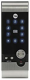 Yale YDR3110 - Hi-Tech Card/ Keypad Digital Door Lock (Rim Lock)